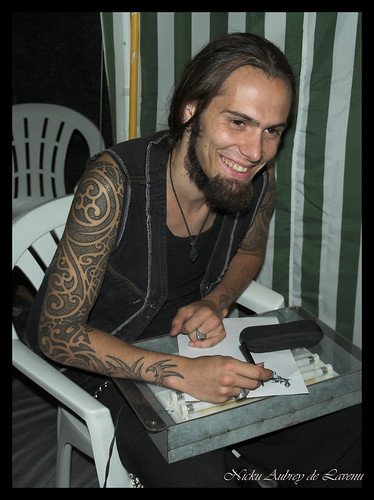 Tattoo Artist Moto Clube Faro 2006 by algarvenicky