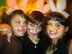 tres conejitas (Anastaciª) Tags: gatita deforme