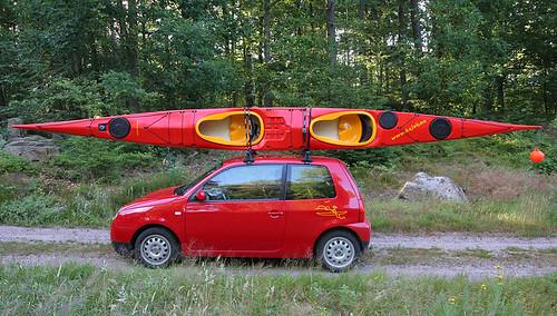NDK Triton + VW Lupo