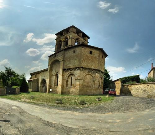 Eglise de Mailhat