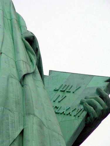 Lady Liberty - Nov 2004.