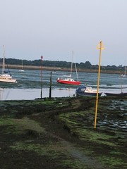 The footpath from the footpath (Nic Gaffney) Tags: july foreshore emsworth summerseve