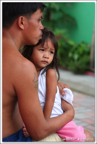 Baseco tondo father daughter  Pinoy Filipino Pilipino Buhay  people pictures photos life Philippinen  菲律宾  菲律賓  필리핀(공화국) Philippines  kandong