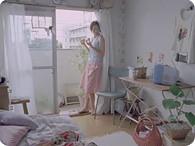 相武紗季_Mister Donut『さわやかな朝 篇』