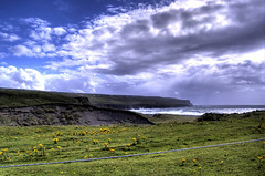 Doolin, Ireland (slinky2000) Tags: ireland irish scenery cliffs hdr moher coclare
