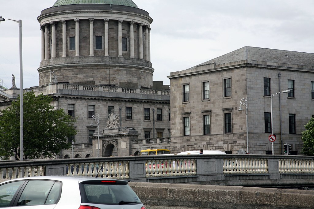 Four Courts Dublin (Ireland)