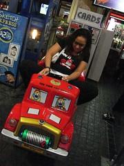 Celie the driver