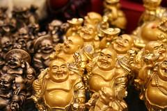 muchas buddhas