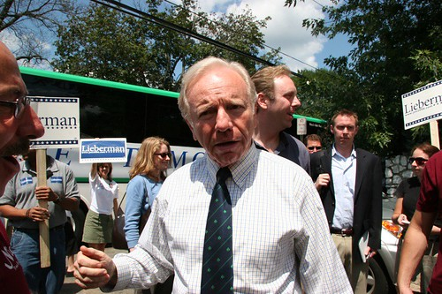 Joe Lieberman | Sad Little Manwhore