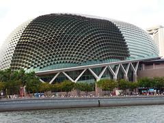 durian (digital_shutterbug) Tags: singapore esplanade singaporeriver