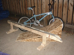 it is finished (Rob!) Tags: ski bmx ramp rail launch myfavorites fatboy woodworking plywood 415 kicker specialized fourfifteen