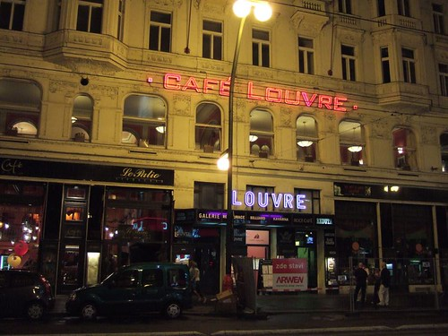 Café Louvre 羅浮咖啡館