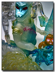 Wading 3 (geozilla) Tags: monster japan toy toys japanese shark vinyl statues godzilla plastic clear figure sciencefiction monsters bwana cyborg creature geo makebelieve omni kaiju spoons   giron gargamel transluscent medicom henshin  neokaiju hedorah daikaiju sofubi marusan hedoran geozilla deathra maxtoys  omnimonster