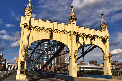 Smithfield Street Bridge, Pittsburgh, Pennsylvania | Flickr ...