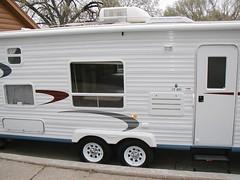 camper traveltrailer jayco