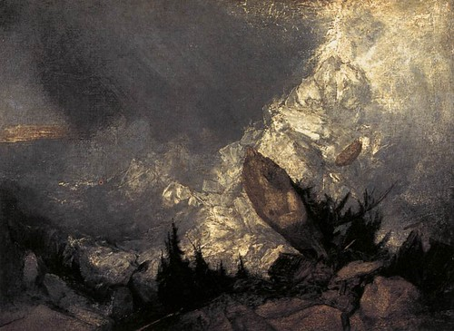 W.Turner-Avalanche