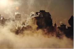 Vision apocalytique de Montral (pagnolle) Tags: bravo photoquebec lysdor
