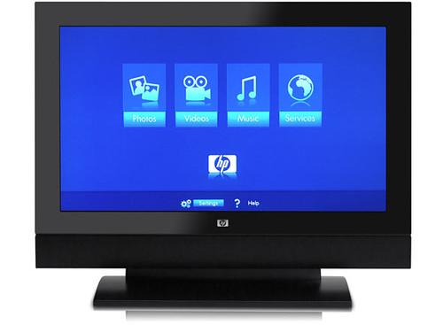 HP MediaSmart TV