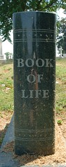Book of Life (Monceau) Tags: cemetery book gravestone frederickmd bookoflife mtolivetcemetery marylandcemeteries