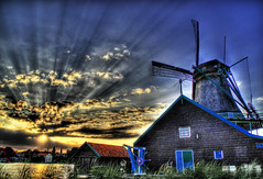 Farewell Holland (Stuck in Customs) Tags: world travel light sunset sun holland art mill haarlem netherlands windmill beautiful amsterdam clouds farmhouse photography photo nikon colorful europe pretty dynamic wind farm gorgeous d2x dream scenic windmills 2006 fresh divine professional adventure international photograph stunning rays top100 charming foreign fabulous pastoral sunrays quaint technique beams hdr tutorial trey olde artisitic windpowered engaging travelphotography ratcliff d2xs hdrtutorial stuckincustoms imagekind potwkkc2 treyratcliff stuckincustomsgooglescreensaver