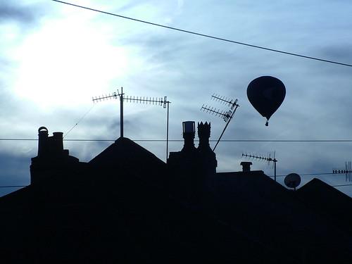 Balloons over Southville