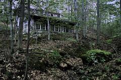 Abandoned Cabin, Cross Village, MI (snapstill studio) Tags: abandoned trash rural forest woods junk decay michigan upnorth crossvillage martinmcreynolds