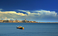 Like a Painter (*MSM*) Tags: sardegna desktop city sea wallpaper italy boats photography boat photo flickr barca italia mare sardinia foto image photos best painter download fav sardinien msm allrightsreserved false citt alghero methane sfondi googlecom immagini alguer peana peanam massimilianopeana rivieradelcorallo mailmeatmasspeanayahooit