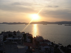 Gulluk sunset