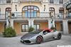 Lamborghini Huracan Spyder (Sellerie'Cimes) Tags: performancegt epicureanday annecy palacedementhon lamborghinihuracanspyder lamborghini huracan spyder huracanspyder epicureanteam mategrey