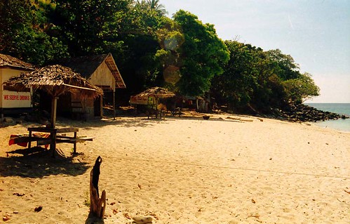 Koh Phi Phi - Thailand - 1994(7)