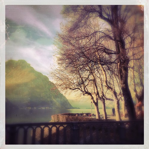 Afternoon in Lecco