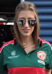 BTCC_Rockingham_Aug2016_55 (evo432) Tags: btcc british touringcar championship rockingham northamptonshire august 2016 gridgirls girls models pitgirls promogirls