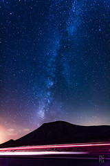 Montana Roja & Milky Way (PG_Pix) Tags: mountain night way stars volcano astro milky