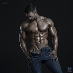 NFM Nick Johnson (TerryGeorge.) Tags: george natural underwear models terry workout fitness toned abs teamm8