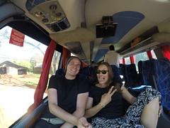 Photo de 14h - En route pour Iguazu (Argentine) - 28.08.2014