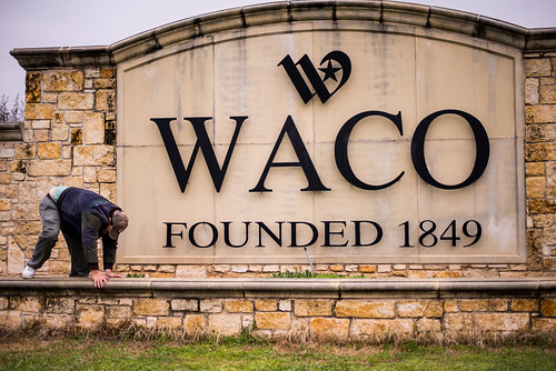 Ron in Waco 2015
