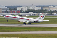 Classic Il-62M takes off (Vasily Kuznetsov) Tags: spotting svo dprk planespotting ilyushin il62 sheremetyevo northkorean il62m airkoryo uuee p885 ilyushinil62m
