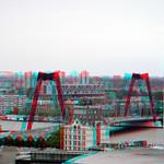 View from Laurenstoren Rotterdam 3D thumbnail