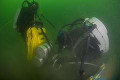 151012-N-CN059-109 (U.S. Pacific Fleet) Tags: au navy australia scuba diving eod dugong hobart usnavy mcm australiancapitalterritory rebreathers minecountermeasures explosiveordnancedisposal mk16