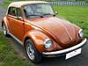 VW Käfer 1303 Verdeck