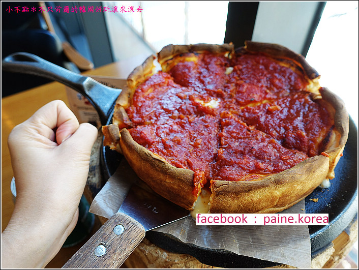 弘大original chicago pizza (17).JPG
