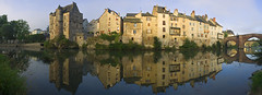 Espalion (igormalashenko) Tags: panorama france cityscape lot aveyron panoramatic espalion