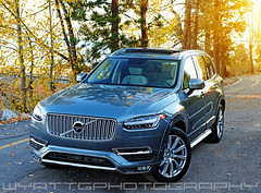 2016 VOLVO XC90 (wyattgphotography) Tags: sunset glow fallcolors laketahoe lakeside safety explore suv coverpage 2016 2016xc90volvo