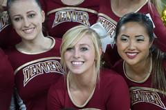 DSC00252 (DU Internal Photos) Tags: basketball student cheerleaders center womens mens fans athletes ritchie fanfest 2015