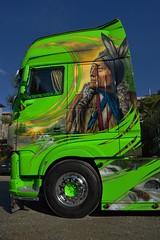 Daf XF 106 Killer (Samuele Trevisanello) Tags: holland truck indian 106 killer trucks 105 truckers daf xf greenpower trasporti daxf ferrario dafxf truckspotter truckspotting xf106 goinstyle zf105 fotobyst dafkiller dafxfkiller