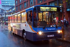 Farewell to the B10M (busmanscotland) Tags: buses manchester volvo south ps greater alexander 192 983 982 20982 20983 b10m xvm r983 r983xvm r982
