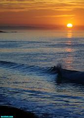 LACoast1812 (mcshots) Tags: ocean california morning winter sea usa nature water sunrise dawn coast surf waves stock surfing socal surfers breakers mcshots swells combers peelers losangelescounty