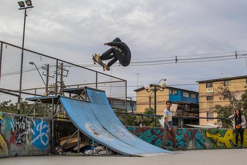 Alejandro Celis (cucho) - Indy Frontside Air