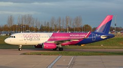 Photo of HA-LYS Airbus A320-232 Wizzair