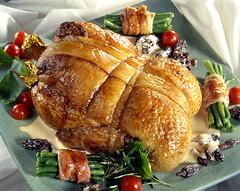 Canette foie gras et sauce morilles (cuisineetmets) Tags: france cuisine gras nol assiette gastronomie canette recette foie farce haricotvert recettes franaise ftes nol volaille cuite morilles cuit farcie pques ftes platcuisin platprpar